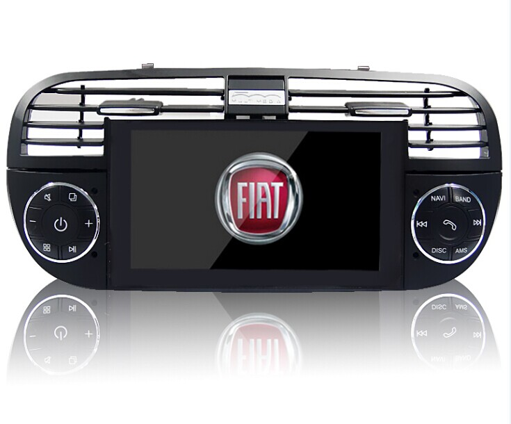 auto radio gps pour fiat 500 500x 500l stilo bravo punto panda et brava. Black Bedroom Furniture Sets. Home Design Ideas
