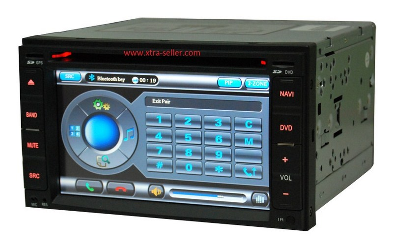 autoradio gps dvd bluetooth processeur 1ghz pour la. Black Bedroom Furniture Sets. Home Design Ideas