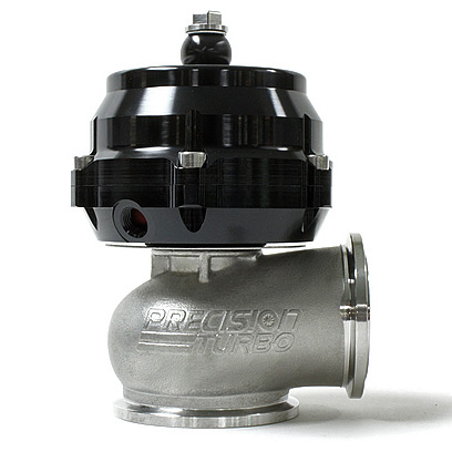 Kit complet WasteGate PRECISION 46 mm gris 0.6 0.8 et 1 bar