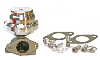 Kit complet Tial MVR Waste Gate 44mm gris 0.8 bar (modèle MV-R)