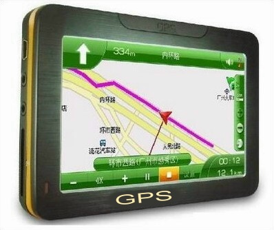 GPS nomades portables