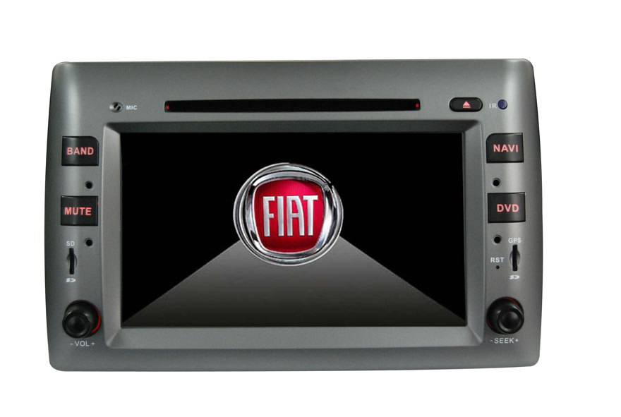 Autoradio AGW92 GPS WIFI DVD CD Bluetooth USB SD pour FIAT Stilo (processeur 2GHZ)