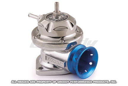 GReddy Blow Off Valve 40mm Type-RZ Turbo (Dump Valve) nouveau modèle