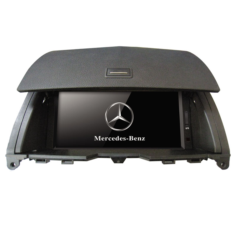 Autoradio AGW92 GPS WIFI DVD CD Bluetooth USB SD pour MERCEDES classe C (processeur 2GHZ)