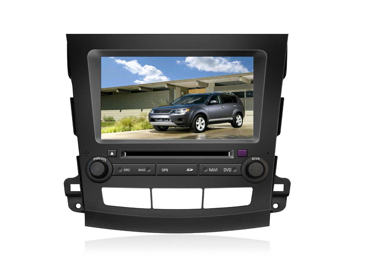 Autoradio AGW92 GPS WIFI DVD CD Bluetooth USB SD pour MITSUBISHI Outlander (Android 8.1 processeur 2GHZ)