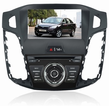 Autoradio AGW92 GPS WIFI DVD CD Bluetooth USB SD pour FORD Focus (processeur 2GHZ)